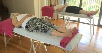 Picture of Deluxe Body Treatment - Polish Wrap and Massage (2 hours)