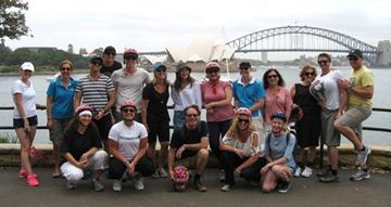 Picture of Group All Day Bike Tour  for 10 People – Sydney