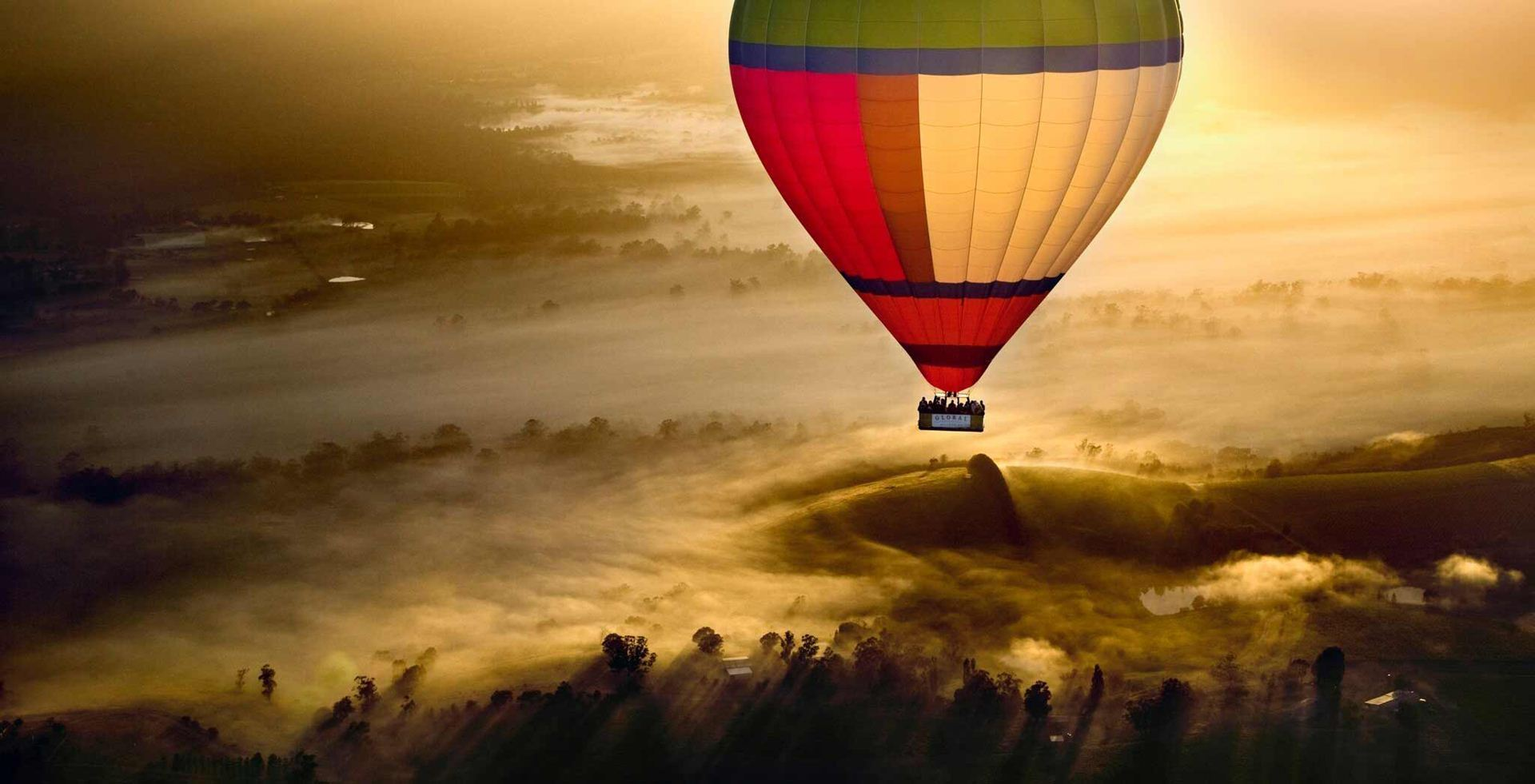Hot Air Balloon & Breakfast - Child - Yarra Valley