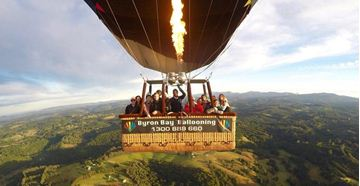 Picture of Hot Air Balloon Flight  (Adult) - Byron Bay