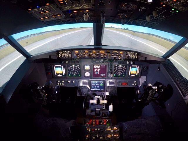 30 Minute Flight Simulator Experience - Sydney