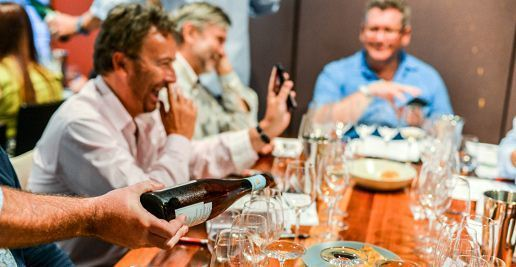 An exclusive wine event with United Cellars
