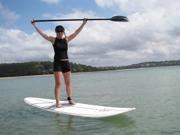 Picture of 2 Hours Stand Up Paddle Board Hire Sydney