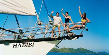Picture of Day and Overnight Sailing Experience - Whitsundays