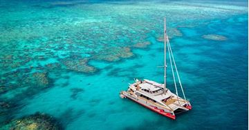 Picture of One Day Outer Great Barrier Reef Experience