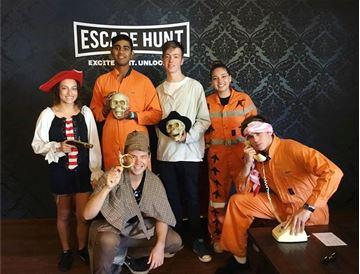 Picture of Escape Room Challenge; Detective Profiles for 3 - Perth