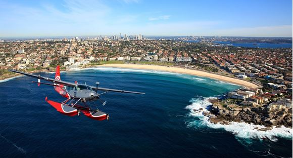 Picture of Northern Beaches and Harbour Seaplane Flight - 30 Minutes