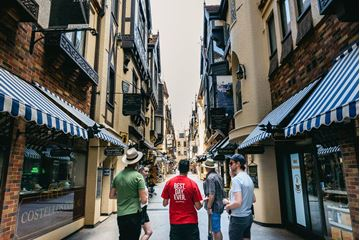 Perth's arcades & laneways