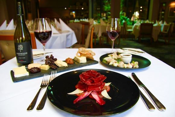Picture of Two Course Lunch at Lenzerheide Restaurant
