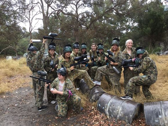 Picture of Paintball for 1 - Swan Valley