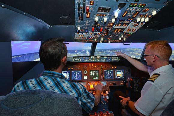 Picture of Flight Simulator 60 Minutes – Adelaide