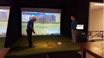 Picture of Professional Golf Lesson 1h Sydney