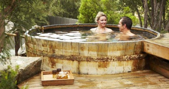 Picture of A Romantic Spa Treatment for Two - Mornington Peninsula (1 Hour)