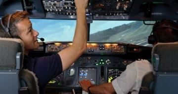 Picture of City Flyer Simulator 60 Mins – Melbourne