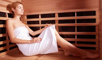 Picture of Sauna and Flotation Tank Package - Massage Melbourne