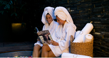 Picture of Q1 SPA  Gold Coast Spa Lunch package