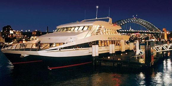 Picture of Magistic Dinner Cruise for Two - Sydney