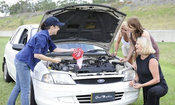 Picture of Women's Car Maintenance Workshop 2 Hours Sydney