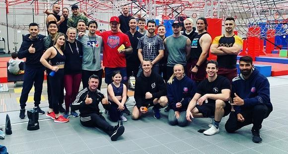Picture of Corporate Workshop for 12 - Ninja Playground & Gym Sydney
