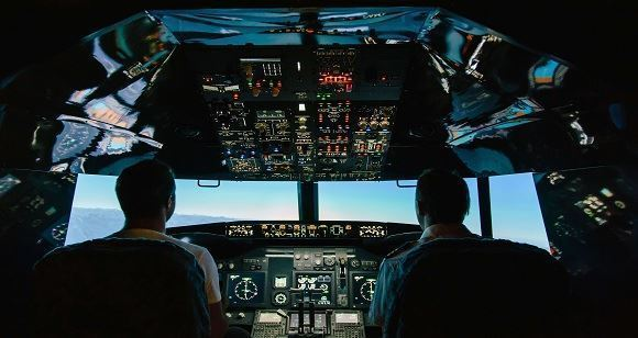 Picture of Jet Flight Simulator 30 minutes - Newcastle