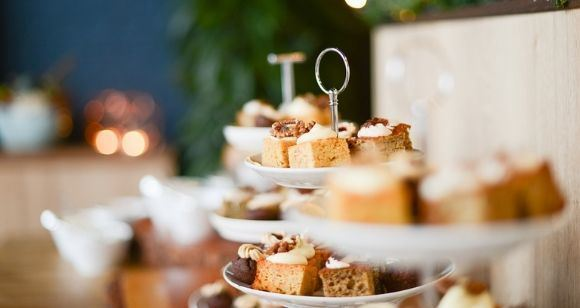 Picture of Traditional High Tea for 2 - Central Coast