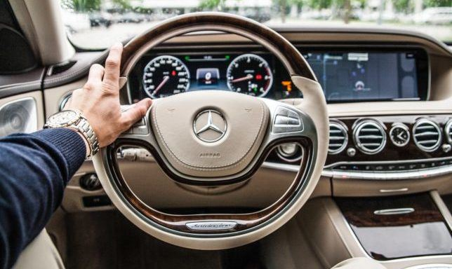 Picture for category Luxury Car Driving