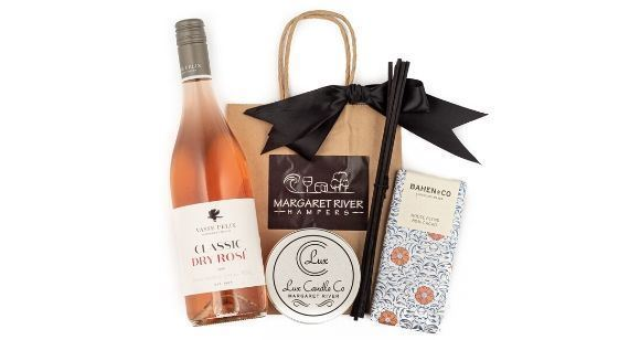 Picture of Chocolate & Wine Hamper
