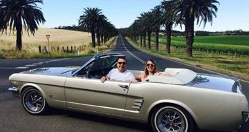 Picture of Barossa Valley  Mustang Tour for 2 People