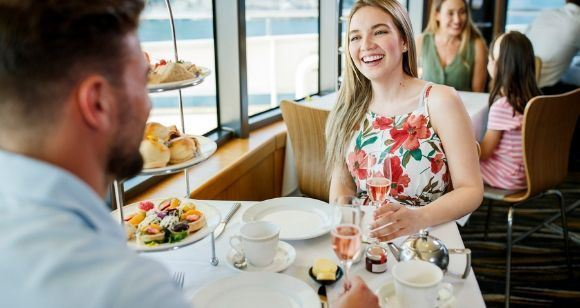 Picture of High Tea at Sea for 2 – Sydney Harbour