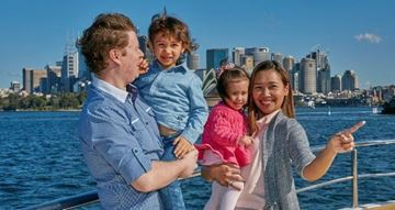 Picture of Long Lunch Cruise – Family – Sydney Harbour