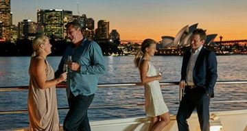 Picture of Sunset Dinner Cruise for 2 - Sydney Harbour