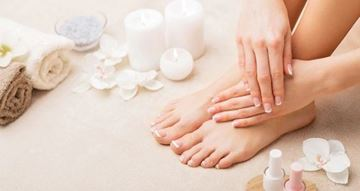 Picture of Manicure, Pedicure and Facial Spa Package