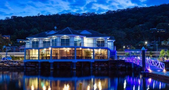 Picture of Boathouse Bar and Dining Dinner Package - Central Coast