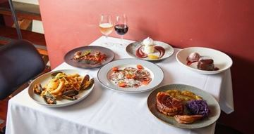 Picture of Two Course & Wine Dinner for 2 at Estivo Restaurant