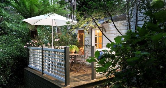Picture of Dinner, Bed and Breakfast for 2 – Sassafras Getaway