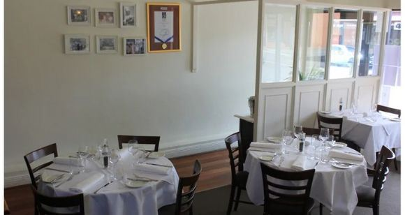 Picture of Three Course Dinner & Wine for Two at Ambrosini Restaurant