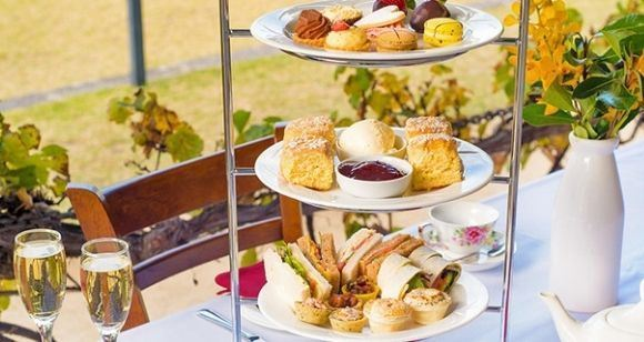 Picture of Champagne High Tea for Two - Parramatta