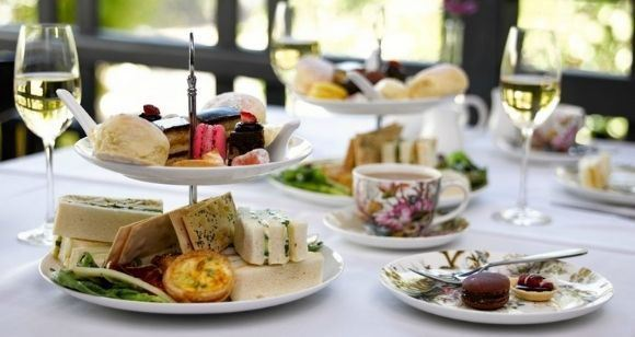 Picture of Balfour Kitchen Sparkling High Tea for Two - Spicers Retreat