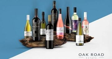 Picture of Oak Road Estate White & Red Mixed Case of 12 Bottles