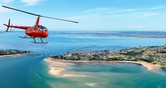 Picture of Helicopter Flight for Two (16 mins) - Phillip Island