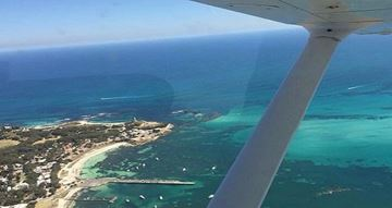 Picture of Scenic Flight for Two - Perth & Rottnest
