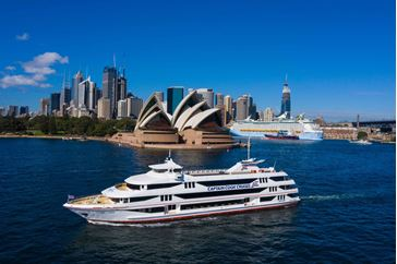 Picture for category Lunch and Dinner Cruises