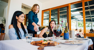 Picture of 3 Course Lunch & Vintage Wine Tasting