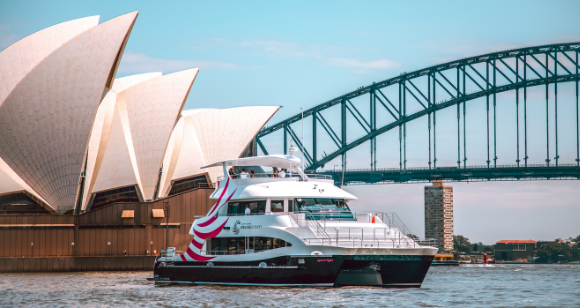 Picture of Journey Beyond Lunch Cruise Sydney